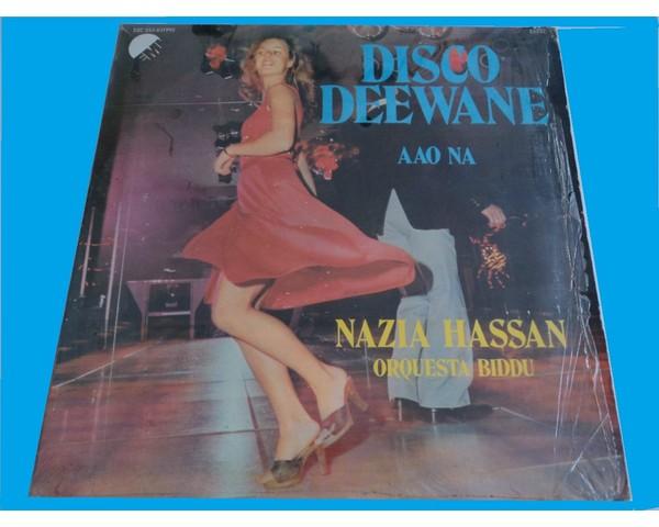 lp disco deewane nazia hassan stand wars
